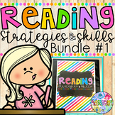 Reading Strategies and Skills {BUNDLE #1} | Distance Learning