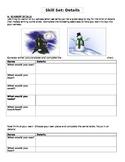 Skill Set - Improving Details