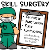Skill Surgery: End of Year Review
