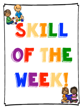 Skill of the Week Poster