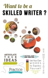 Skilled Writer Poster: Metacognition Writing Skills