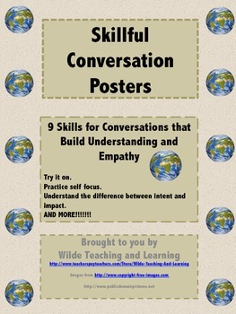 Skillful Conversation Posters