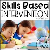 Skills Based Literacy Intervention