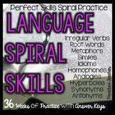 Spiral Language Skills