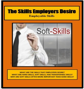 Careers, Vocational, SKILLS EMPLOYERS DESIRE