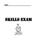 Skills Exam