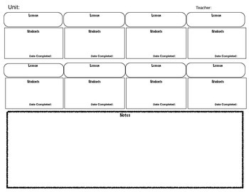 Skills Groups Template
