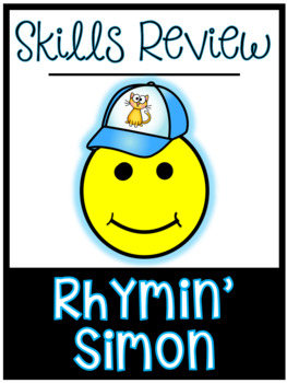 Skills Review: Rhymin' (Words) Simon