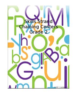 Skills Strand Unit 1 Grade 2 Chaining Center Activities CKLA