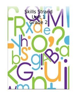 Skills Strand Unit 1 Grade 2 Smartboard File
