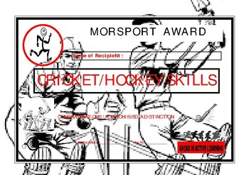 Skills Testing Certificate