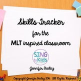 Skills Tracker for the MLT Inspired Classroom