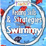 Skills and Strategies Activity Packet inspired by Swimmy by Leo Lionni