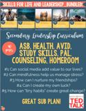Skills for Life & Leadership...FIVE LESSONS BUNDLED!