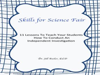 Skills for Science Fair
