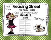 Skim and Scan Comprehension Reading Street - Grade 2 Unit Four 2011 Version