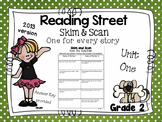 Skim and Scan Reading Street - Grade 2 Unit One 2013 Version
