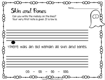 Skin & Bones {Low La}