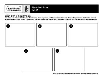 Skin Teacher's Guide (Pre-K to Grade 2)