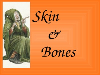 Skin and Bones Song PPT
