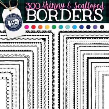 0b03eeec44b7 Bright Border Clip Art   Worksheets