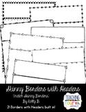Skinny Borders with Headers by Kelly B
