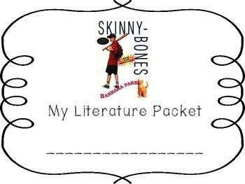 Skinnybones CCSS Literature Packet