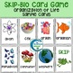 Organization of Life Skip-Bio Card Game