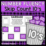 Skip Count 10s Garbage