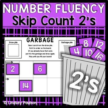 Skip Count 2s Garbage