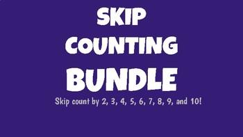 Skip Count BUNDLE!