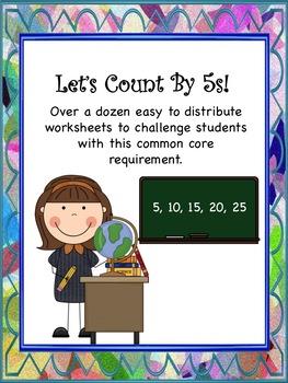 Skip Count Bundle (2s, 3s, and 5s)