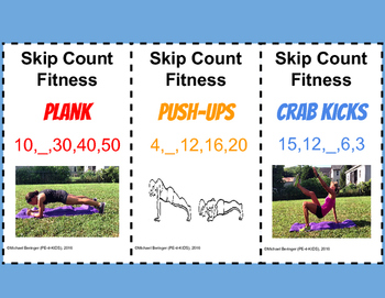 Skip Count Fitness