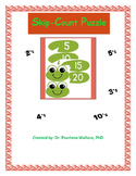 Skip Counting & Arithmetic  Patterns Worksheets  Common Core