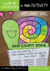 Skip Count Snail Mathtivity {Skip Counting for Multiplication and Times Tables}