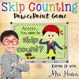 Skip Count Solve, Find, and Color PowerPoint Game