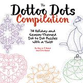Skip Count by 1, 2, 3, 4, 5, 6, 7, 8, 9, 10, Dot to Dot Math Mega Bundle