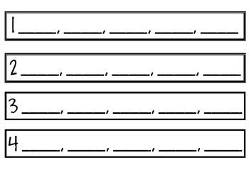 Skip Count (1-30)