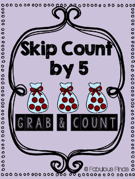 Skip Count by 5: Grab & Count