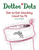 Skip Count by 5s Dot to Dot Christmas Stocking Math Activity