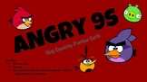 Skip Count by 9s- Angry Birds