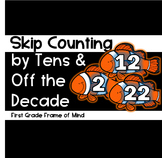 Ocean Skip Counting by 10 and Off the Decade