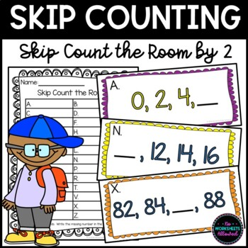 Skip Count the Room by 2