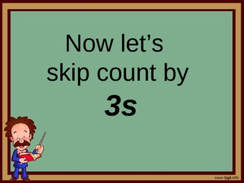 Skip Counting- Common Core