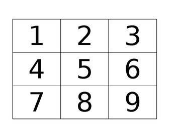 Skip Counting 1s, 2s, 5s with Pause Button