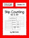 Skip Counting (2, 5, 10)