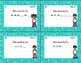 Skip Counting  2's,3's,4's,and 5's (0-99)-Math Task Cards