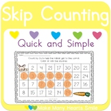 Skip Counting Dot a Path: Pets   MMHS2