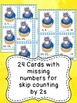 Skip Counting By Twos Scoot Game