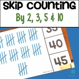 Skip Counting - 2s, 3s, 5s and 10s